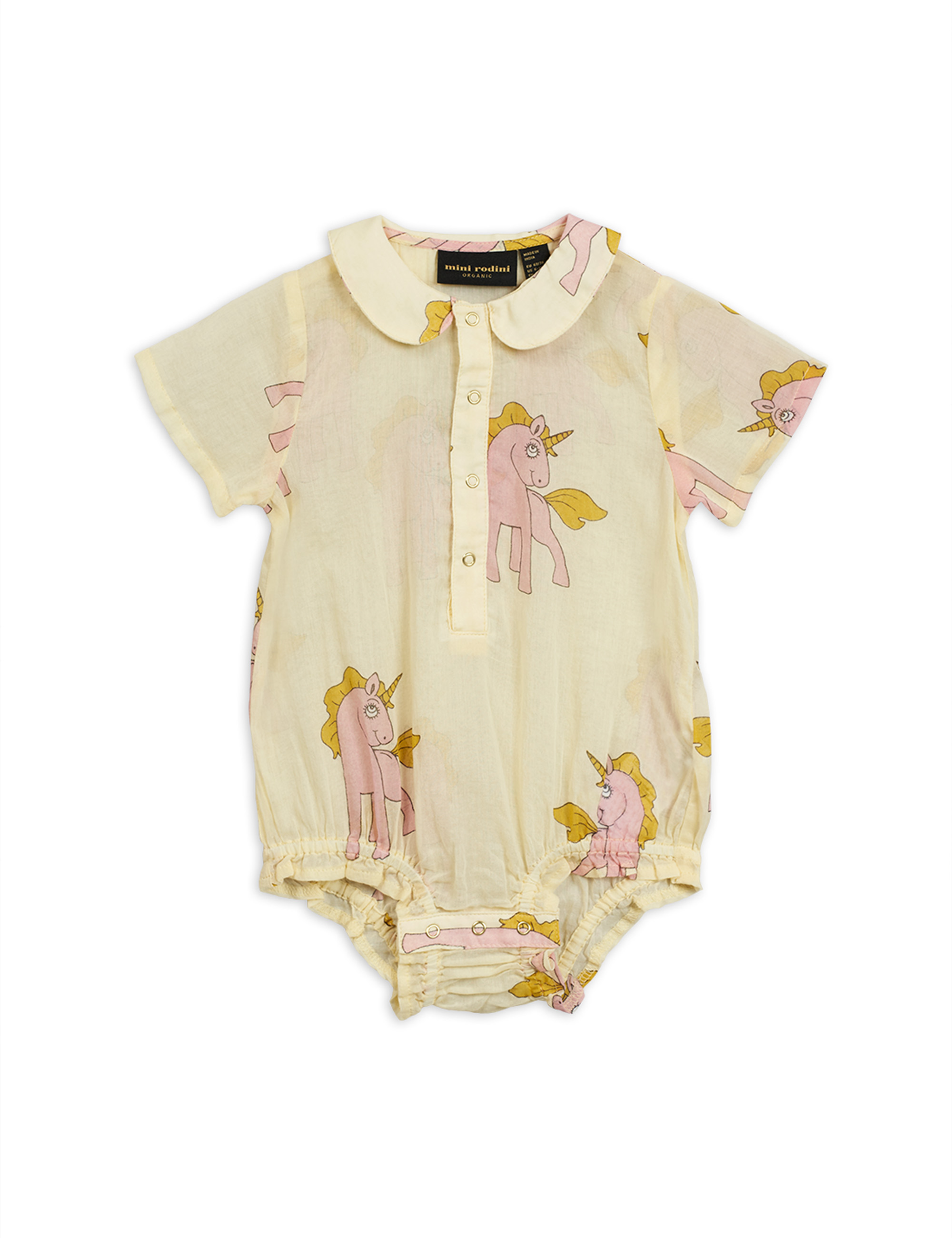 Mini Rodini - Unicorns woven body