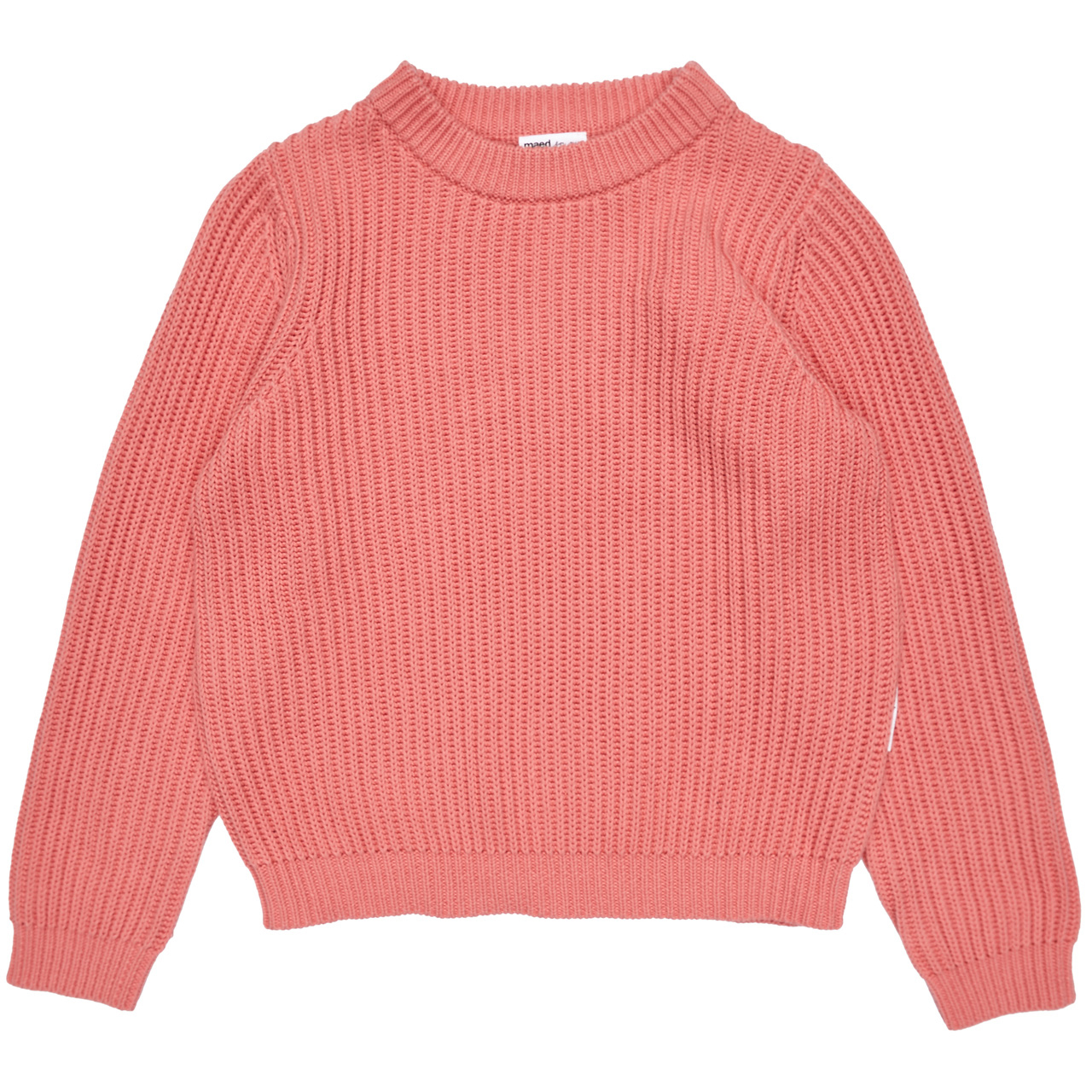 Maed for mini - Pink panther knit sweater