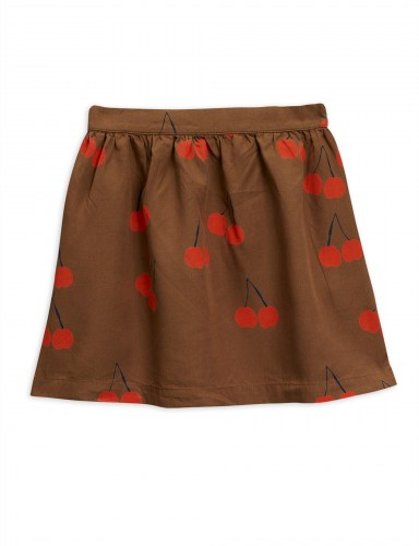 Mini Rodini - Cherry woven skirt