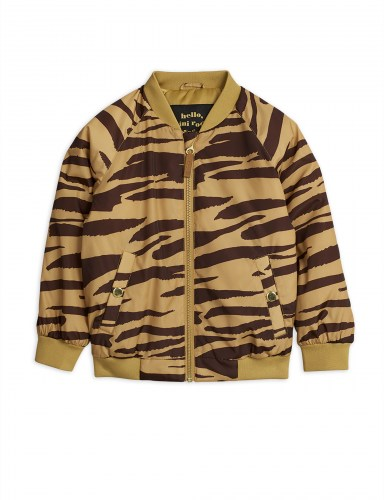 Mini Rodini - Tiger baseball jacket