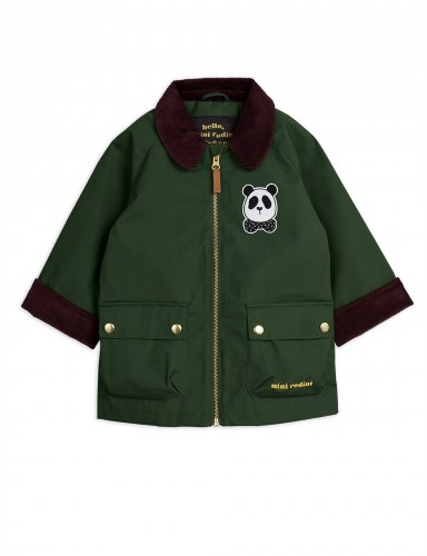 Mini Rodini - Country jacket dark green