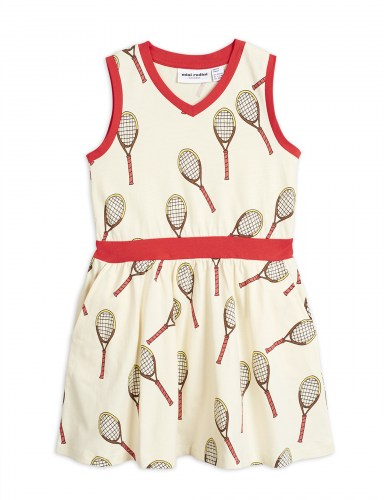 Mini Rodini - Tennis aop tank dress