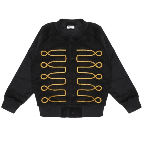 Maed for mini - Monkey business baseball jacket